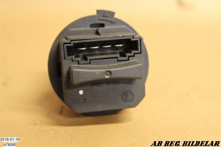 Heating fan resistor - Mercedes C-Class -2008