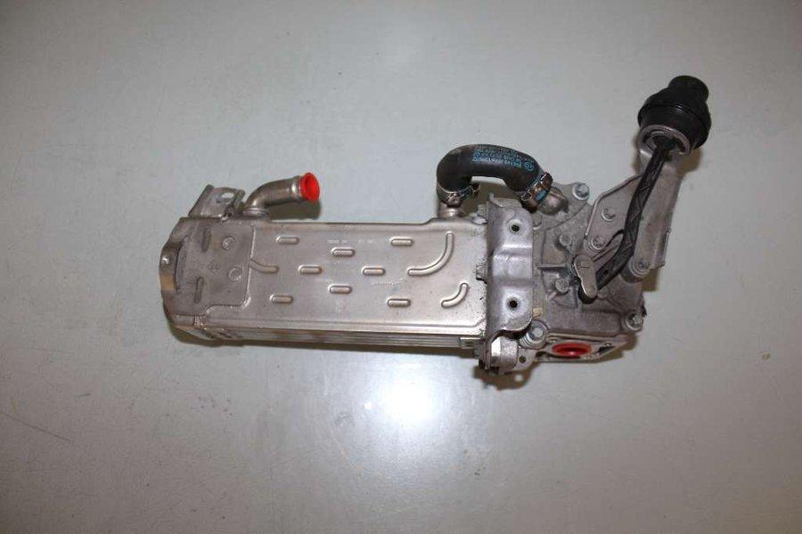 Exhaust Cooler (A6511400675) - Mercedes C-Class -2013