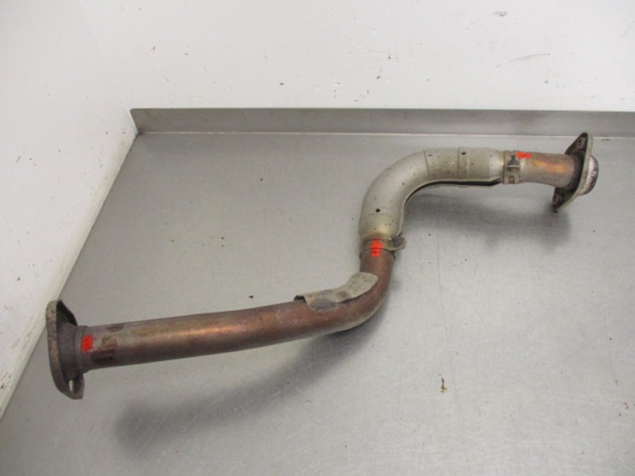 Exhaust pipe, Suzuki Swift -2011