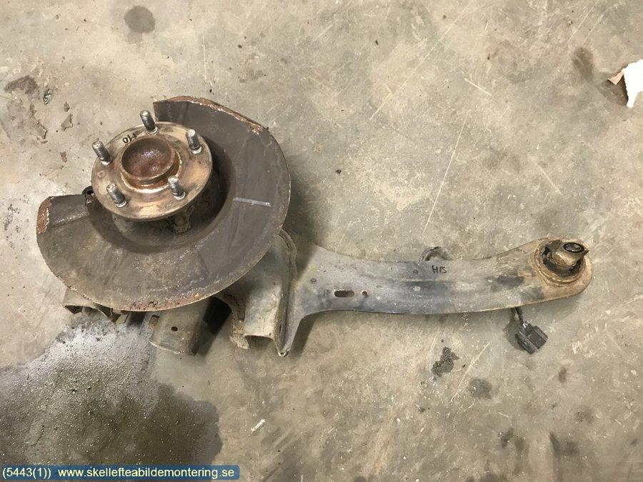 Wheel bearing, Ford Focus -2006