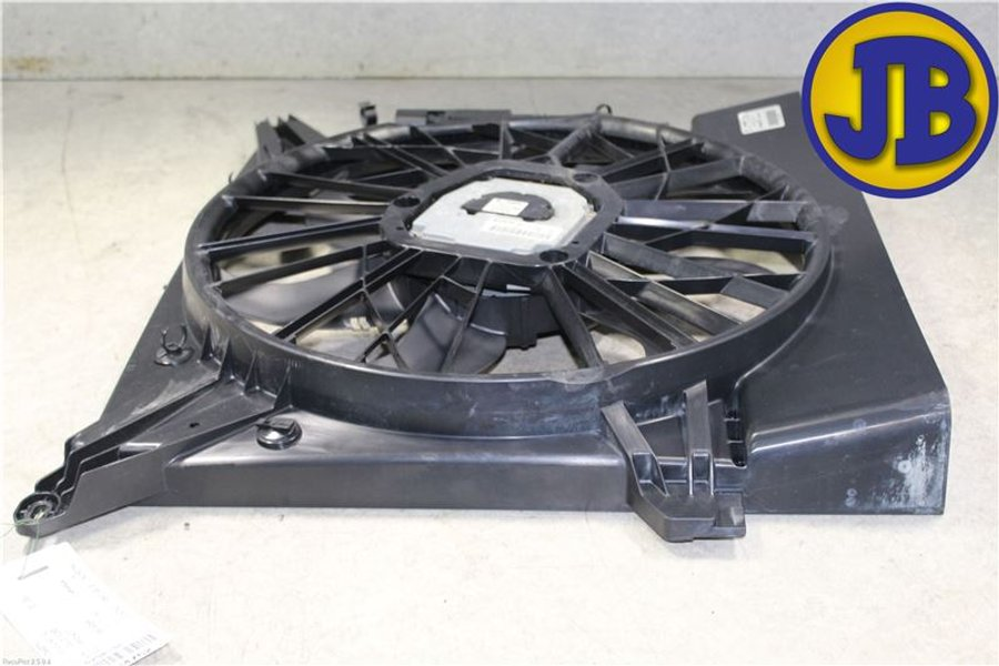 Electric cooling fan, Volvo XC90 -2003